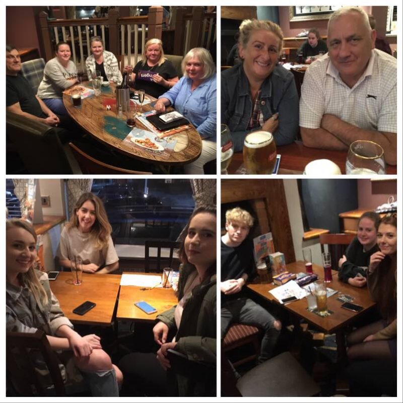 Players at the Acorn Pub Quiz Wirral on 12th September 2019